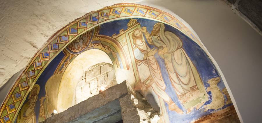 Chapelle Saint-Calixte