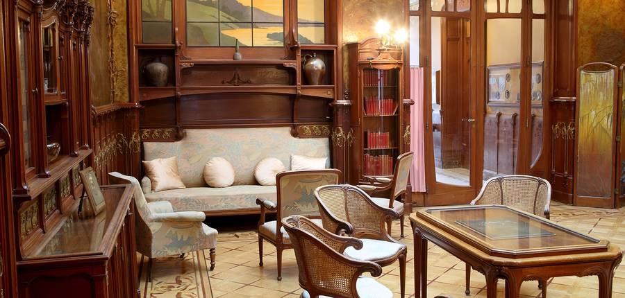 Intérieur de la Maison Losseau © P.Tombelle