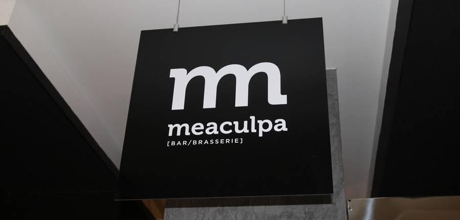 Au Dream, le bar-brasserie Mea Culpa fut notre lieu de rendez-vous pour finir la journée en beauté - S. Hennebique