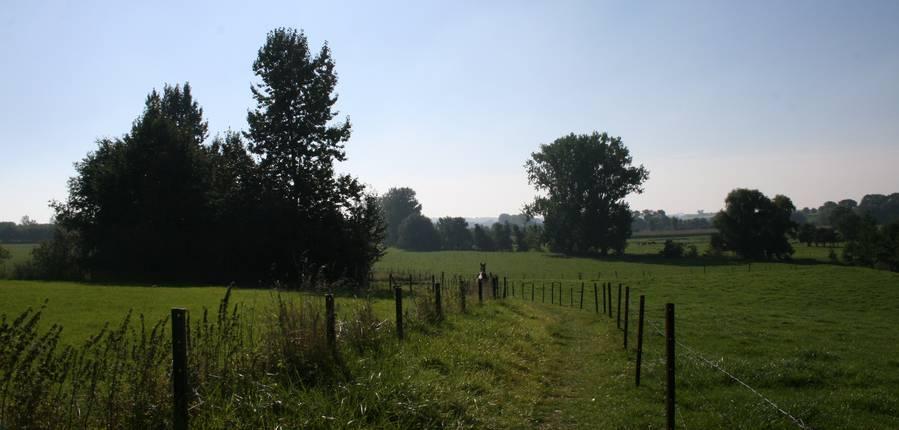 Sentier - Quiévrain