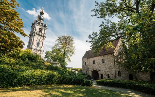Rencontre avec les carillonneurs du beffroi de Mons!