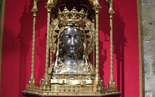 Sainte Waudru