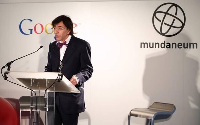 Google à Mons