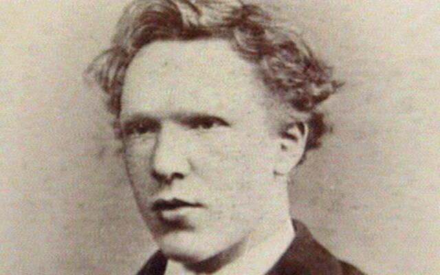 Van Gogh a 19 ans