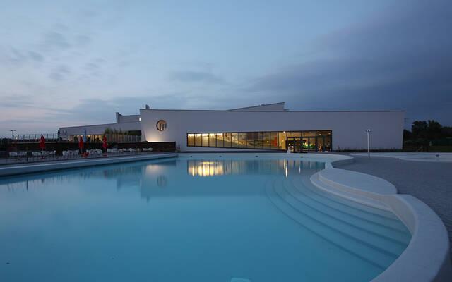 Une piscine qui vous mettra l'eau à la bouche