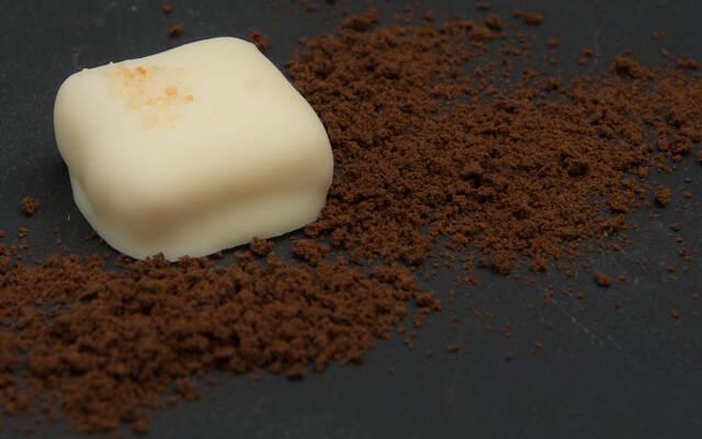 Dans la peau d'une créatrice de chocolats