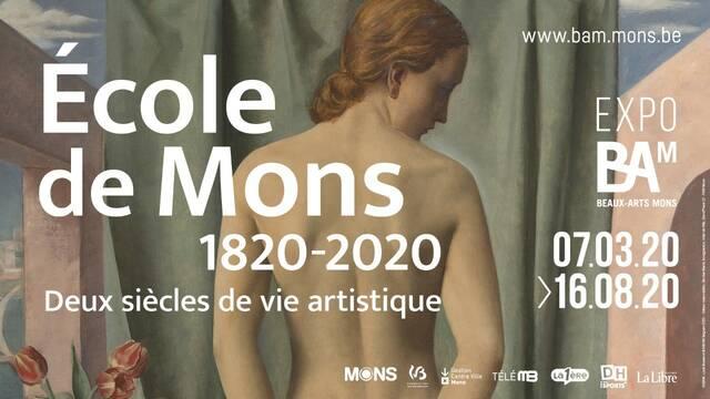 École de Mons. 1820-2020