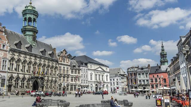 Mons, La Grand-Place