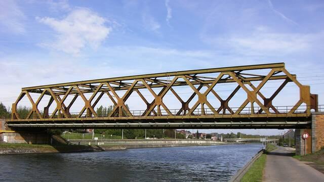 3. Le pont-rail