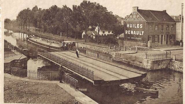 2. Le pont-route