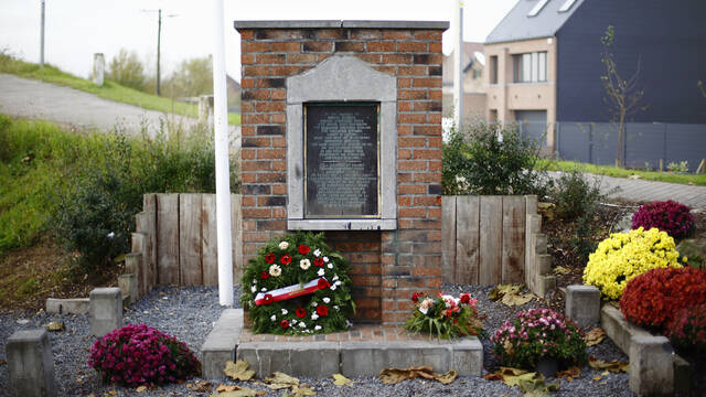 12. Mémorial Georges Price à Ville-sur-Haine