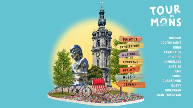 Destination Mons - L'agenda hebdomadaire