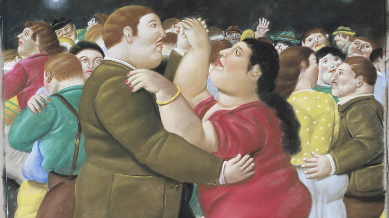 Fernando Botero, au-delà des formes