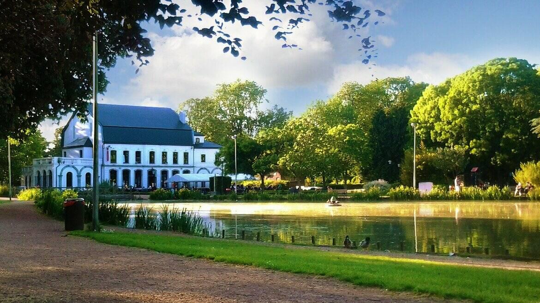 Le parc de Jemappes, centre de loisirs
