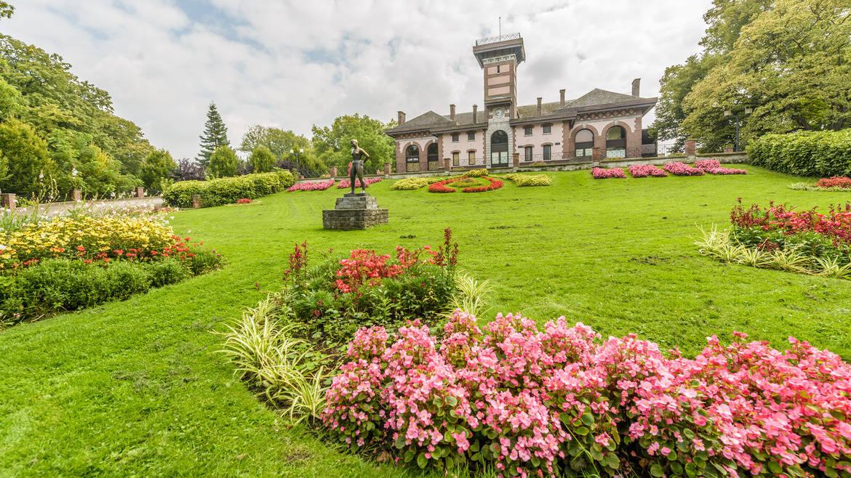 Le Waux-Hall, parc incontournable au cœur de Mons
