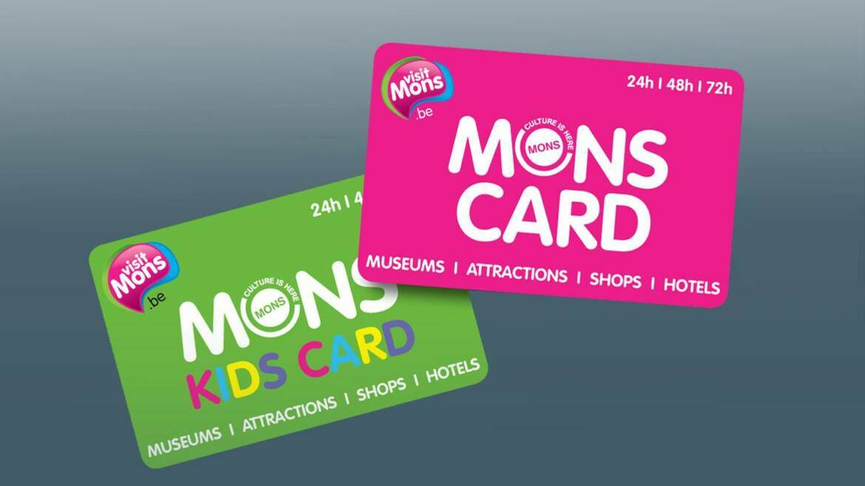 Acheter votre Mons Card !