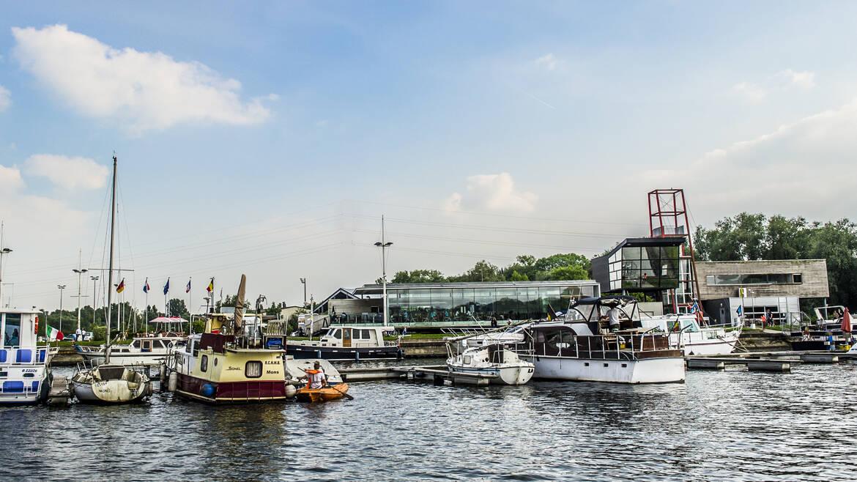 La Capitainerie, lieu emblématique du Port de Plaisance