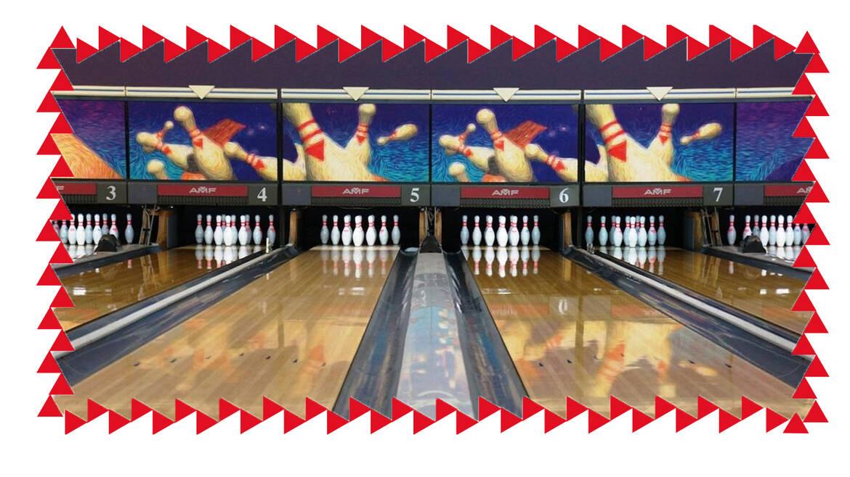 Au Bowling des bassins, c'est bien !
