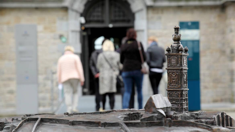 Une visite guidée à Mons