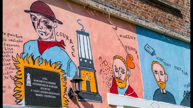 Route Van Gogh Borinage