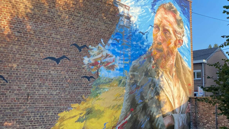 Hommage à Van Gogh / Spear
