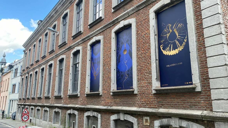 Fenêtres Roland de Lassus / Les étudiants d'ARTS²