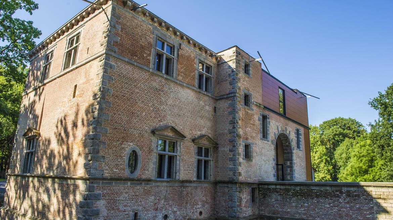 Le Château de Boussu
