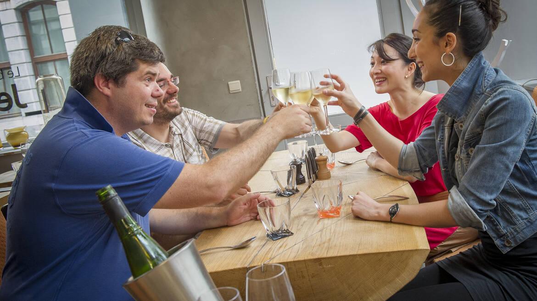 Restaurants, bars & hébergements
