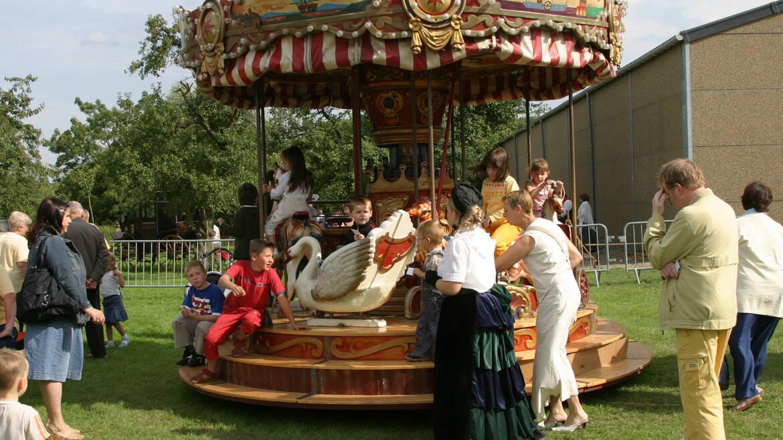La fête du XIXeme siècle - Hensies