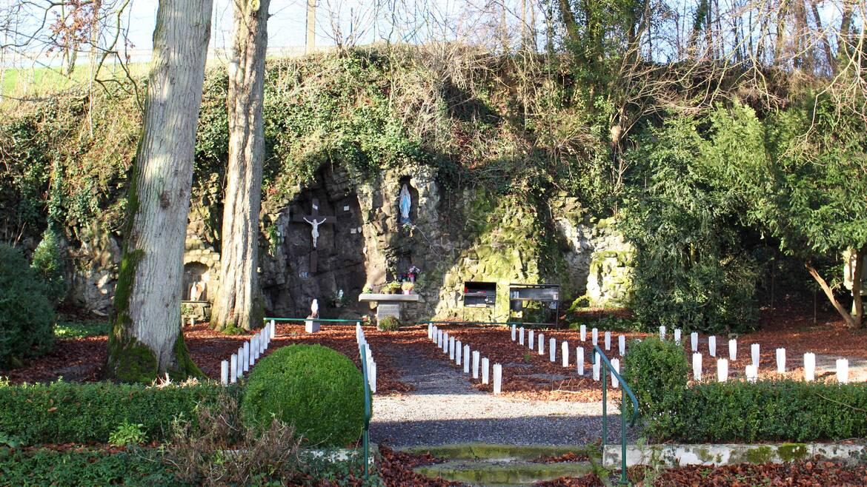 Notre-Dame de Lourdes à Montignies-Lez-Lens