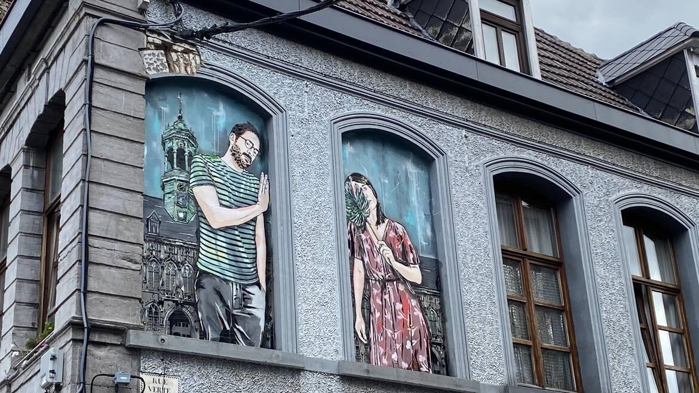 Le couple de la rue verte / Jana&Js