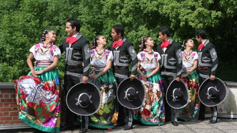 Le Festival Mondial du Folklore de Saint-Ghislain