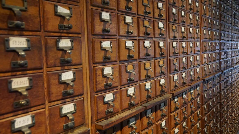 Mundaneum: le Google de papier qui impressionne
