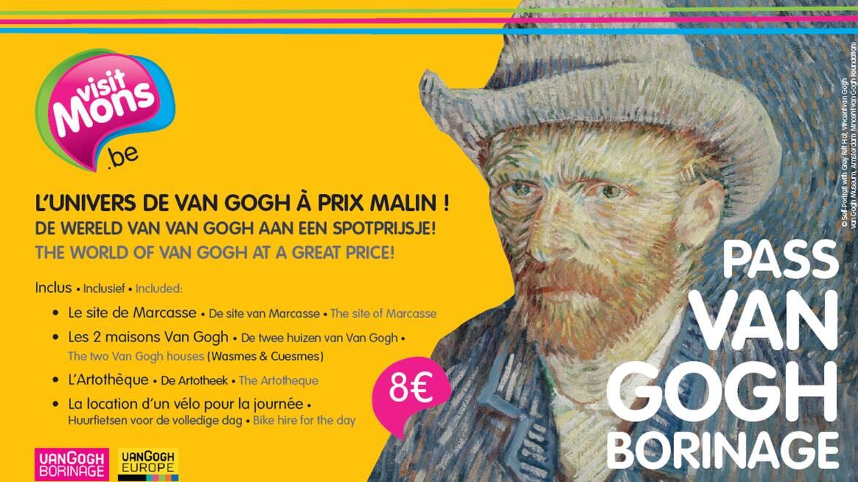 Pass Van Gogh
