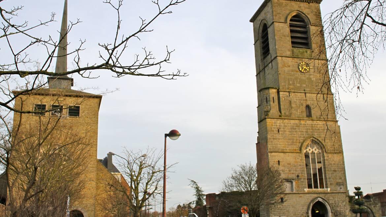La Tour Ockeghem de Saint-Ghislain