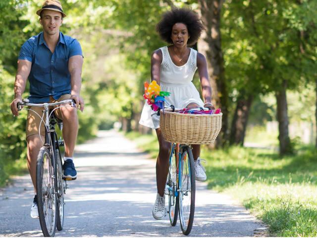 Mons à vélo