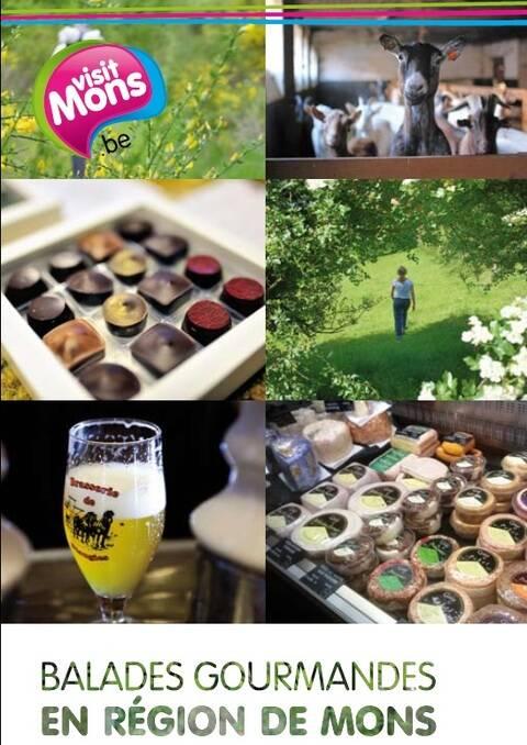 Balades Gourmandes en Région de Mons