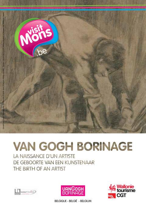 Van Gogh Borinage, la naissance d'un artiste.