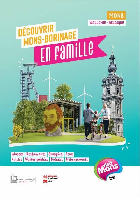 Découvrir Mons - Borinage en famille