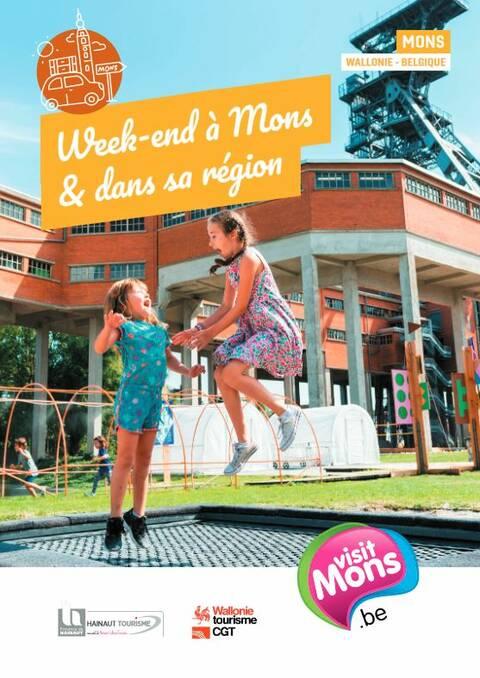Week-end à Mons et dans sa région