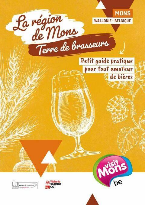 La région de Mons, Terre de brasseurs