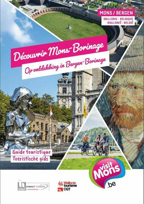 Guide Touristique Mons - Borinage