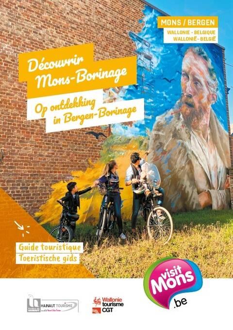Guide Touristique Mons - Borinage