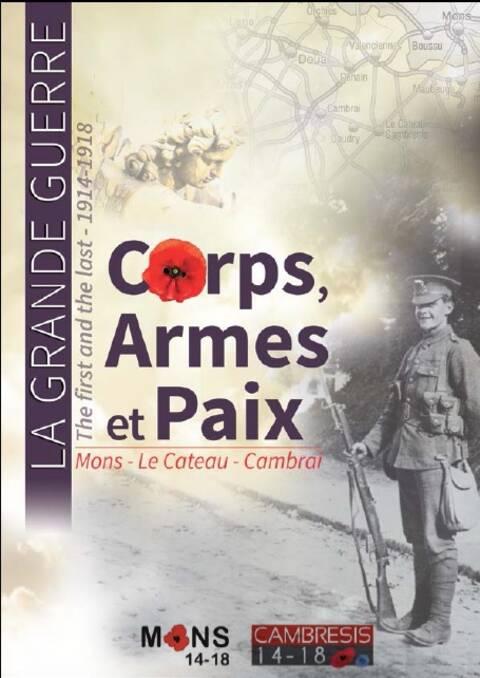 La Grande Guerre - Corps, Armes et Paix