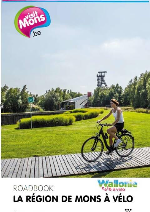 Roadbook, la région de Mons à vélo