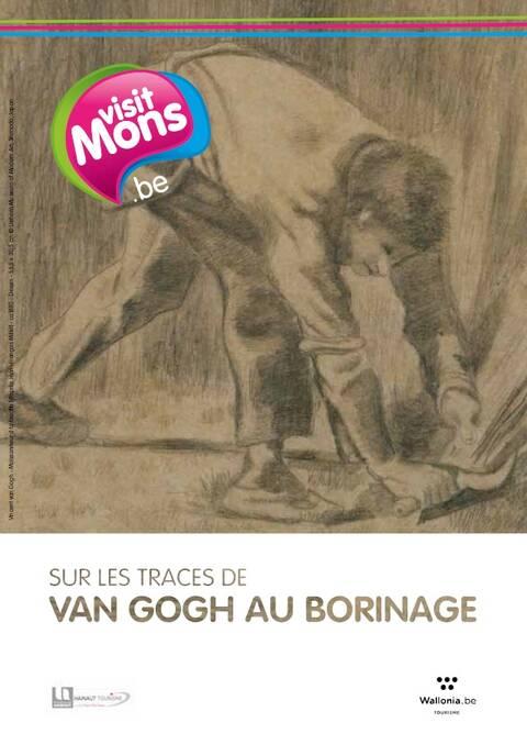 Sur les traces de Van Gogh au Borinage