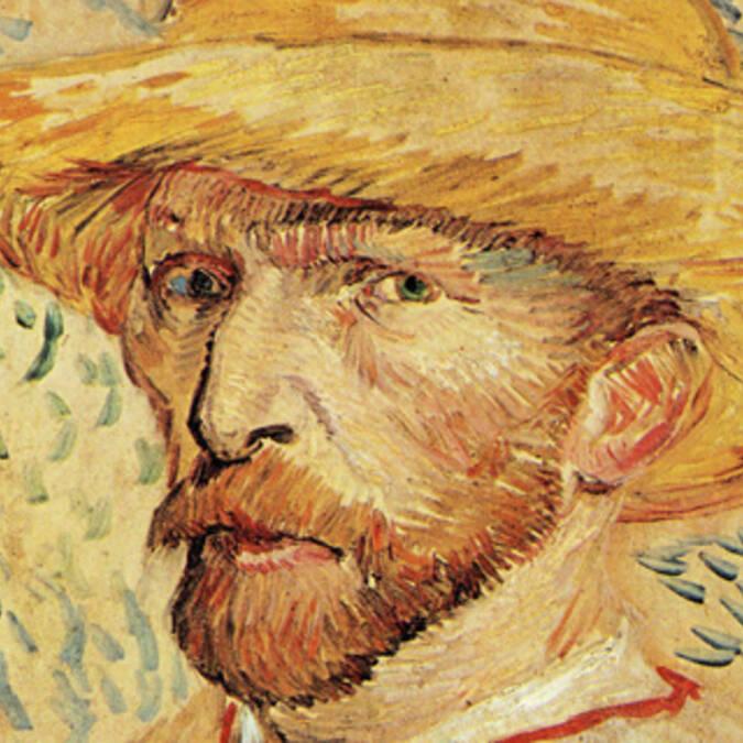 Autoportrait de Van Gogh